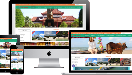 WEBSITE DU LỊCH 5N TOURS